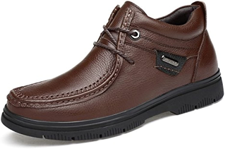 Winter Baumwolle Schuhe Herrenschuhe Warme Baumwolle Schuhe High Fashion Casual Schuhe
