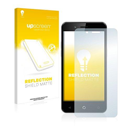 upscreen Entspiegelungs-Schutzfolie kompatibel mit Allview P6 Pro - Anti-Reflex Bildschirmschutz-Folie Matt