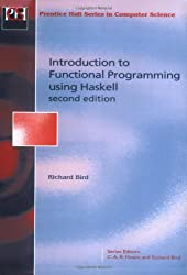 Introduction Functional Programming (Prentice Hall Series in Computer Science)