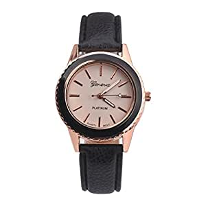 Mens womens watches quistal unisex quartz vogue analog clearance lady wrist watch female for Watches clearance