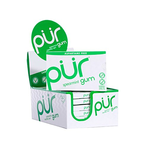pur-gum-blister-pack-spearmint-pack-of-12