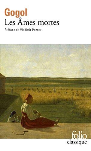 Les Âmes mortes par Nicolas Gogol