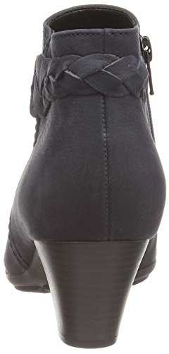 Gabor Shoes - Comfort Fashion, Polacchine Donna Nero (Black (schwarz 57))
