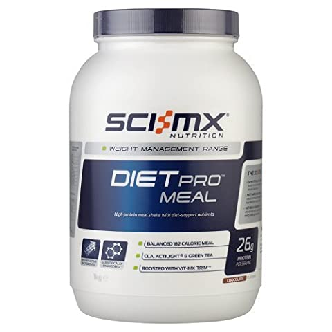 Sci-MX 1Kg Diet Pro Meal Chocolate [Personal Care]