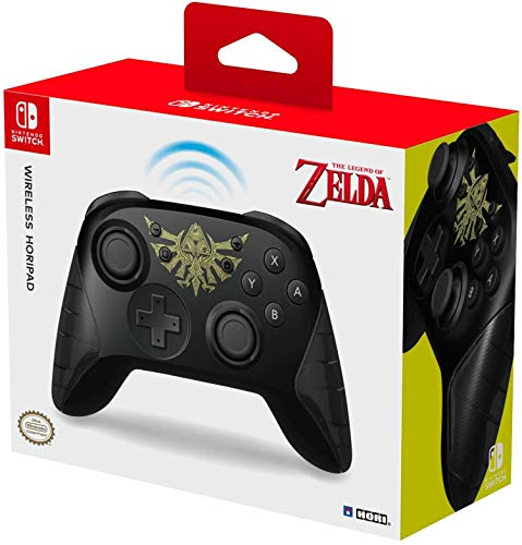 Hori - Horipad Inalámbrico Zelda Nintendo Switch
