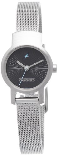 Fastrack Upgrade-Core Analog Black Dial Women's Watch - NE2298SM03 image