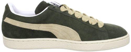 Puma Suede Classic + Sneakers Forest Night / Puma Vert (43)