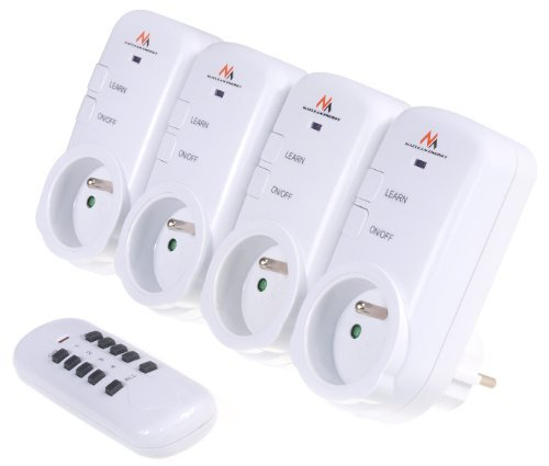 maclean-mce07-telecommandees-prises-4p-internes-4-pieces-prises-electriques-commande-distance-teleco