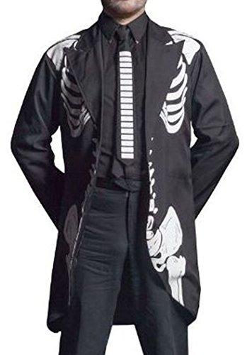 Folat 63376 - Skelett Frack M/L