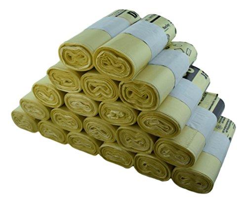 *Gelber Sack extra Reißfest 18 µm und 10cm länger (20)*