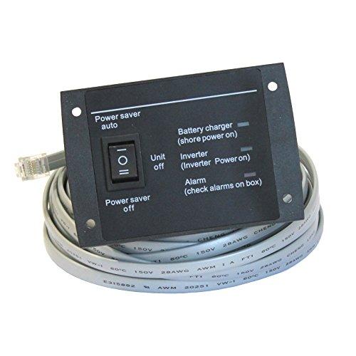 Fernbedienung Power On/Off Schalter für alle Niedriger Frequenz Frequenzumrichter LK Serie von Photonic Universe (LK2000, LK3000, LK6000Modelle, 12V, 24V und 48V Modifikationen)
