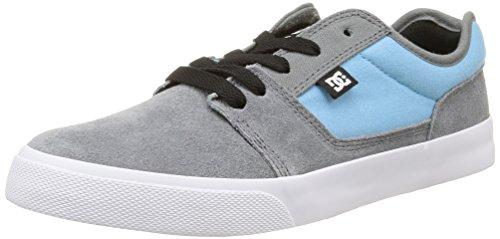 DC TONIK Unisex-Erwachsene Sneakers Grey (Grey/Carolina Blue)