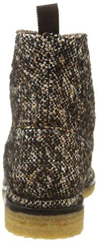 Castaner Bryony-tweed, bottines femme brown (TWEED)