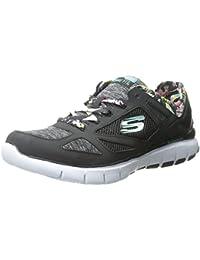 Skechers (SKEES) Skech-Flex-Tropical Vibes, Zapatillas de Deporte para Mujer