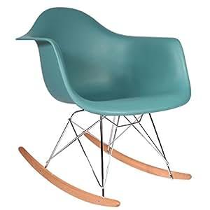 rocking chair rar bleu ocean canard naturel cuisine maison. Black Bedroom Furniture Sets. Home Design Ideas
