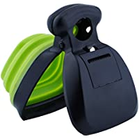 Super Design Portable Pooper Scooper con dispensador de Bolsas de desechos