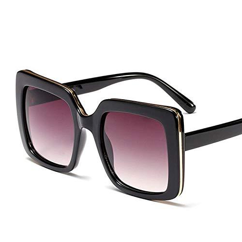 JYTDSA WomensSonnenbrille weibliche Seite Sonnenbrille Damenmode Shades oculos