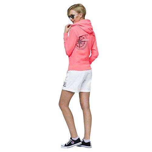 T224 - NEBULUS Veste de sport SPORTIF, Femmes, veste Femmes corail