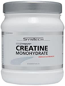 SynTech 400g Creapure Creatine Muscle and Strength Powder