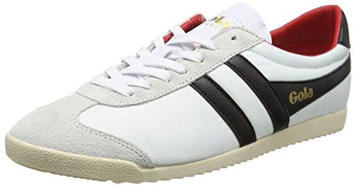 gola-herren-bullet-nylon-sneakers-weiss-white-black-red-wb-45-eu