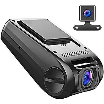 Intelligent Apeman Dashcam Autokamera Gps Dual Lens Full Hd 1080p Vorne Und 720p Hinten Kam Fein Verarbeitet Foto & Camcorder