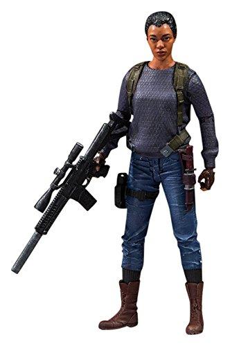 Walking Dead 14657Walking Dead TV Sasha Action Figur, 12,7cm