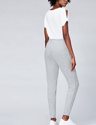 FIND Damen Jogginghose Grau (Grey)