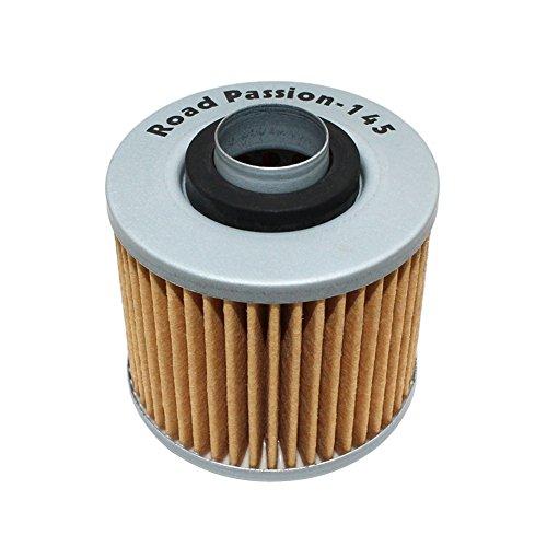Road Passion Filtre à l'huile pour YAMAHA XC180 180 1983-1985 XC200 XC200Z RIVA 1987-1989 1987-1991 XC250ZC 1987