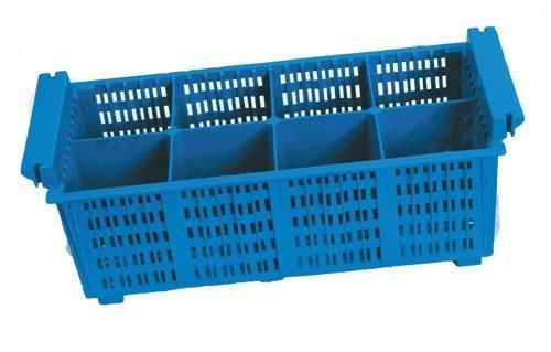 my-gastro-gastro-cestino-risciacquo-cestino-porta-posate-8fach-contenitori-posate-blu-posate-cestino