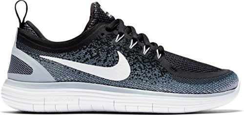 Nike Women's Free Rn Distance 2 Running, Scarpe Sportive Indoor Donna multicolore