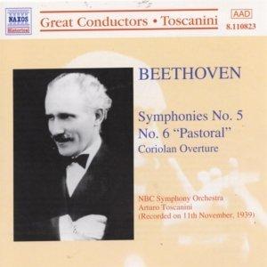 Beethoven: Symphony Number 5 & 6Pastoral