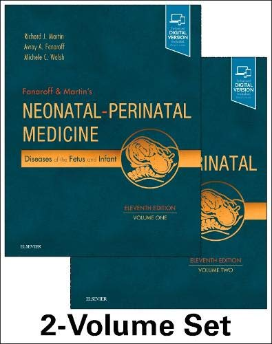 Fanaroff and Martin's Neonatal-Perinatal Medicine, 2-Volume Set: Diseases of the Fetus and Infant (Current Therapy in Neonatal-Perinatal Medicine) - Pränatale Set