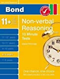 [Bond 10 Minute Tests Non-Verbal Reasoning 8-9 Yrs] (By: Alison Primrose) [published: November, 2014]...