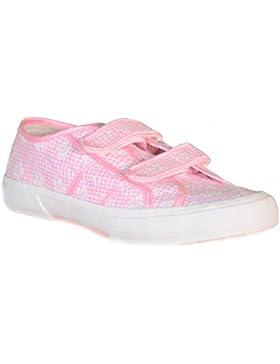 Primigi - Primigi Zapatos Deportivos Niña Rosa Tejido 65150 - Rosa, 38