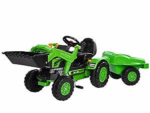 BIG 800056516 Pedal Tractor Juguete de Montar - Juguetes de Montar (460 mm, 1690 mm, 540 mm)