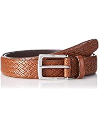 Tommy Hilfiger Tailored Tld Braided Emboss Belt 3.0, Ceinture Homme