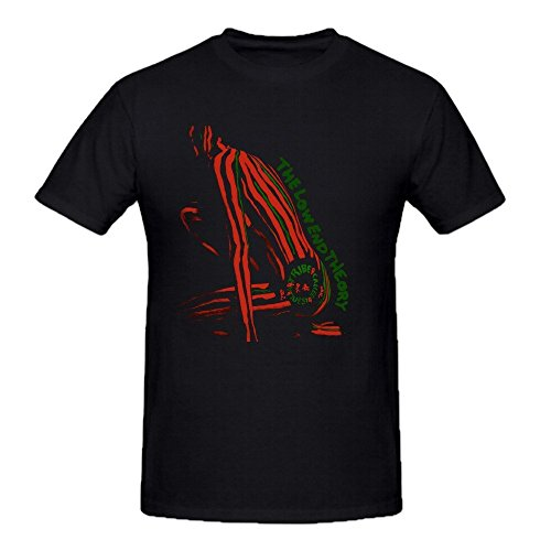 HuenK Evanos(TM) A Tribe Called Quest Low End Theory 2016 Herren's Crew Tee Shirts?X-Large? (Crew Quest Shirt)