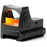 RMR Red Dot Sight Scopoe 3.25 Moa Pistola Alcance del Brillo Ajustable con Glock Monte