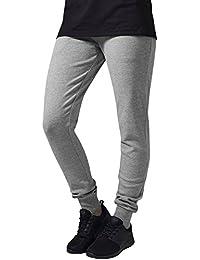 Urban Classics Damen Hose Ladies Fitted Athletic Pants