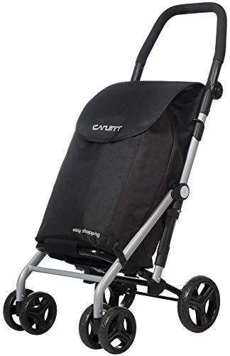 Carlett Carro Compra LETT 430 Color negro freno, hierro