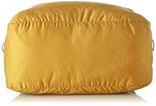 Bensimon Damen Sport Bag Umhängetasche, 12x28x45 centimeters Gelb (Jaune)