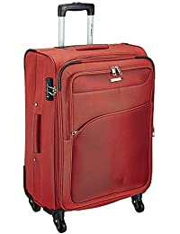 76f96647daa4 Princeware Volumex + Polyester 58 cms Rust Softsided Cabin Luggage (6713 -  RS)