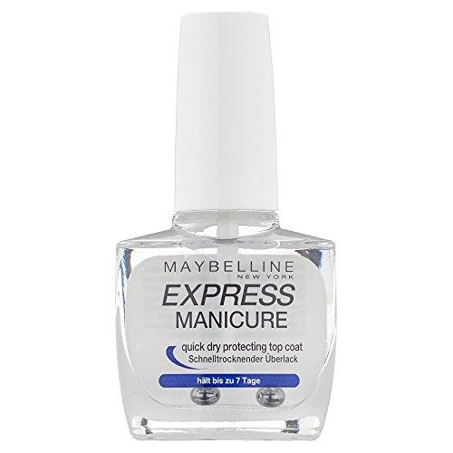 Make-Up Nailpolish Express Manicure Überlack Quick Dry/Ulta schnelltrocknender Top Coat, 10 ml ()
