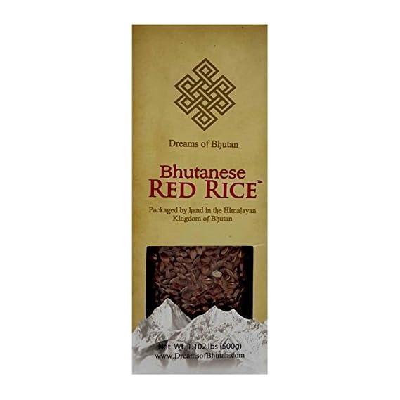 Bhutan red Rice, 500g