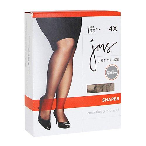 Just My Size Women`s Shaper with Silky Leg - Best-Seller!