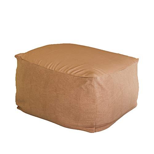 XUE Bean Bag, Lazy Sofa Big Sofa mit Soft Micro Fiber Cover Single Baby Bean Bag Tatami Removable und Washable Kindergarten Soft Seat Chair Memory Foam Möbel