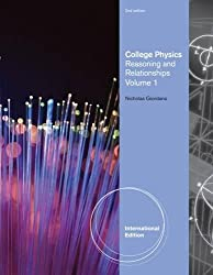 College Physics, Volume 1, International Edition