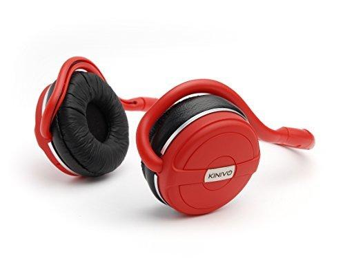 Cuffie Stereo Kinivo BTH240 Bluetooth Stereo - Supportano la Riproduzione