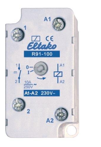 Preisvergleich Produktbild Eltako R91-100-230V Elektromechanische Schaltrelais