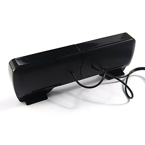 Portable-Mini-Stereo-Speakers-FeBite-Clip-Universal-Soundbar-with-35mm-Audio-Jack-USB-20-Powered-for-iPad-iPod-Smartphones-Tablets-Computer-Laptop-PC-Desktop-MP3-Player